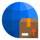 World Delivery World Delivery Icon