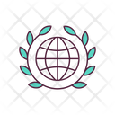 Justice Climate Change Icon