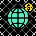World economy Icon