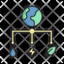 Nature Ecology Environment Icon