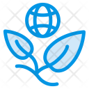 Ecology Leaves Nature Icon