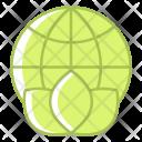 Globe World Energy Icon