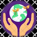 Earth Environment Care World Care World Environment Care Icon
