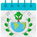 World Environment Day Day Event Icon