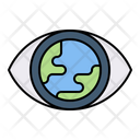 World Eye Vision Icon