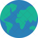 World Global Earth Icon