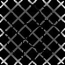 World Grid Icon