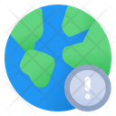 World Information World Global Icon