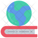 World Learning Globe Teaching Icon