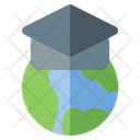 Learning Education Diploma Icon