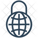 World Lock Icon