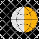 World Shopping Logistics Icon