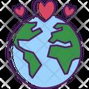 World Love Icon