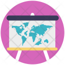 Map Display Destination Icon