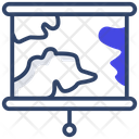 Geography Map World Map Icon