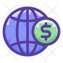 World money Icon