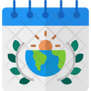 World Nature Conservation Day Day Event Icon