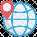 World Navigation Icon