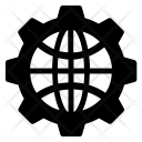 World Setting Configuration Icon