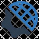 World Optimization Icon