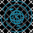 World Optimization Money Icon