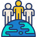 World population Icon
