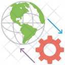 World Progress Global Icon