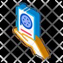 Voice Recorder Renting Icon