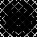 Protection Safe Corona Virus Icon