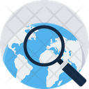 World Search Icon