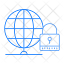 World Protect Security Icon