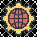 World setting Icon