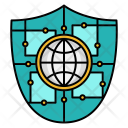 World shield Icon