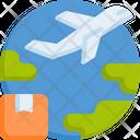 World Shipping Icon
