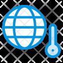 World Temperature Icon