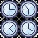 World Timezone Business Icon