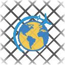World Tour Globe Icon