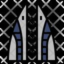 World Trade Center Bahrain Icon