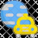 World Transport Icon