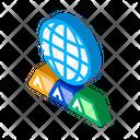 World Travel Immigration Icon