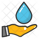 Save Water World Icon