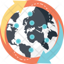 World Wide Connections Icon
