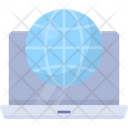 World Wide Web Search Web Icon