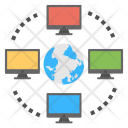 Web Connection Global Icon