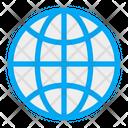 Worldwide Global World Icon