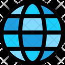 Worldwide Global Globe Icon