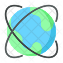Worldwide International Delivery Global Delivery Icon