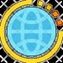 Worldwide Globe Global Icon