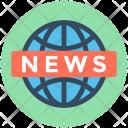 Worldwide News Live Icon