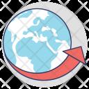 Global Community Worldwide Icon